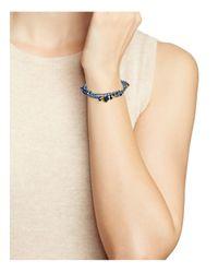 Chan Luu   Multicolor Sodalite Mix Beaded Bracelet   Lyst