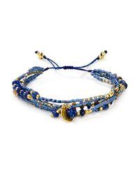 Chan Luu | Multicolor Sodalite Mix Beaded Bracelet | Lyst