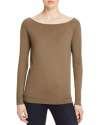 Theory Natural Ebliss Refine Sweater