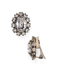 Sorrelli Metallic Stud Earrings