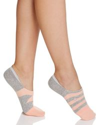 Stance - Gray Space Native Invisible Socks - Lyst