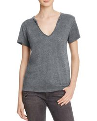 Project Social T - Gray Avalon Notch Tee - Bloomingdale's Exclusive - Lyst