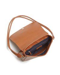 Lili Radu Blue Sling Shoulder Bag