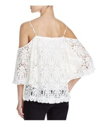 Bailey 44 - Multicolor Tusk Cold Shoulder Top - Lyst