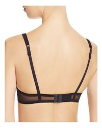 La Perla - Black Lace Flirt Push-up Bra #lpd906635 - Lyst