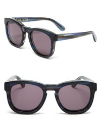 Wildfox | Black Classic Fox Sunglasses, 50mm | Lyst