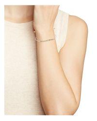 Jules Smith - Gray Tulum Braided Bracelet - Lyst