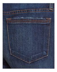 Joe's Jeans Blue The Cigarette Jeans In Lyla