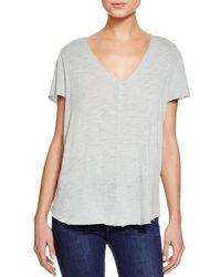 Project Social T - Gray Wear Ever Tee - Lyst