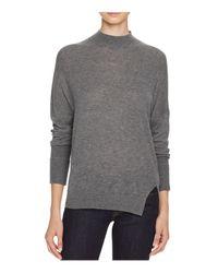 J Brand | Gray Acacia Turtleneck Sweater | Lyst