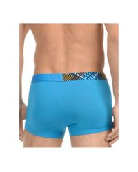 2xist - Blue No-show Trunks for Men - Lyst