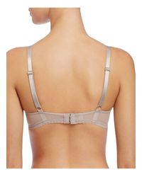 Chantelle - Natural Miss Coquette T-shirt Bra #5259 - Lyst