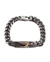 George Frost | Metallic Pursuit Bracelet | Lyst