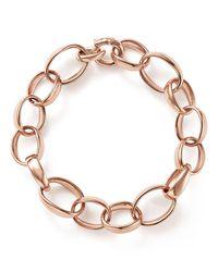 Pomellato   Multicolor Sabbia Bracelet In 18k Rose Gold   Lyst