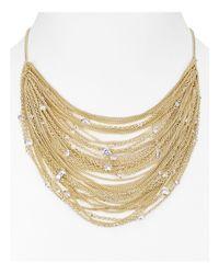 "Kendra Scott | Metallic Anastasia Necklace, 26"" | Lyst"
