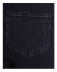 PAIGE Blue Margot Ultra Skinny Jeans In Gabriel