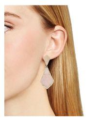 Kendra Scott - Multicolor Alexa Earrings - Lyst