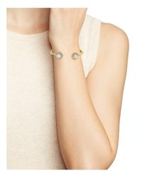 kate spade new york - Metallic Absolute Sparkle Cuff - Lyst