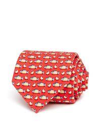 Vineyard Vines | Red Fish Taco Tie for Men | Lyst