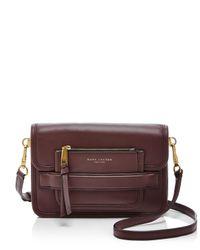 Marc Jacobs - Purple Madison Medium Shoulder Bag - Lyst