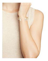 Kate Spade Metallic Double Cuff Bracelet