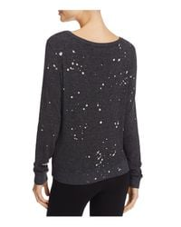 Spiritual Gangster Black Constellation Sweatshirt