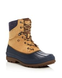 Sperry Top-Sider | Multicolor Cold Bay Sport Lace Up Boots | Lyst