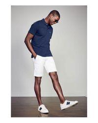 Psycho Bunny - Blue Regular Fit Golf Polo Shirt for Men - Lyst