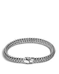 John Hardy - Metallic Women's Kali Sterling Silver Small Chain Bracelet - Silver - Lyst
