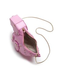 kate spade new york Pink Whimsies T. Rex Leather Crossbody