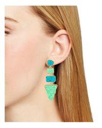 BaubleBar - Multicolor Oracle Drop Earrings - Lyst