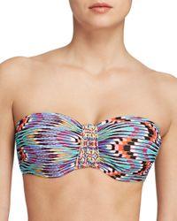 Blush By Profile Multicolor Underwire Convertible Bandeau D