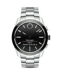 Movado Black Bold Connect Ii Smartwatch