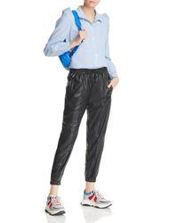 Joie Blue Tandice Puff Shoulder Top