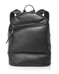 Want Les Essentiels De La Vie Black Kastrup Leather Backpack for men