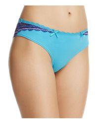 Honeydew Intimates | Blue Becca Bikini | Lyst