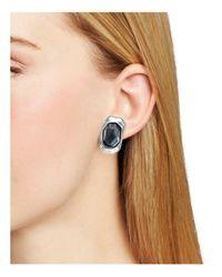 Robert Lee Morris - Multicolor Clip-on Earrings - Lyst