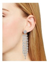BaubleBar - Metallic Primadonna Drop Earrings - Lyst