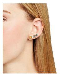 BaubleBar - Multicolor Kristy Ear Climbers - Lyst
