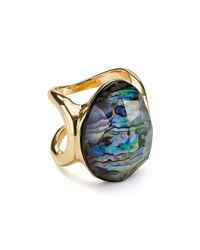 Robert Lee Morris - Multicolor Statement Ring - Lyst