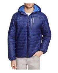 Vineyard Vines - Blue Mountain Weekend Hooded Puffer Jacket for Men - Lyst