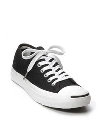 Converse Black Jack Purcell Lace-up Sneakers