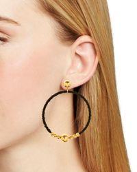 Gorjana - Metallic Sayulita Hoop Earrings - Lyst