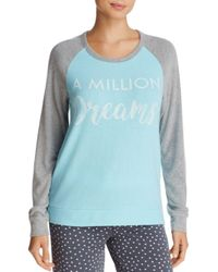 Pj Salvage - Gray A Million Dreams Top - Lyst