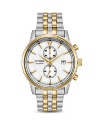Citizen - Metallic 42.5mm for Men - Lyst