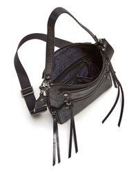 Botkier - Black Logan Mini Leather Hobo - Lyst