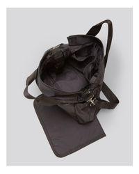 LeSportsac Black Ryan Diaper Bag
