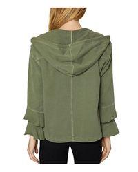 Sanctuary - Green Life Adventure Hooded Jacket - Lyst