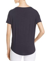 Majestic Filatures - Multicolor Relaxed Short-sleeve Tee - Lyst