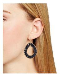 Aqua | Multicolor Teardrop Earrings | Lyst